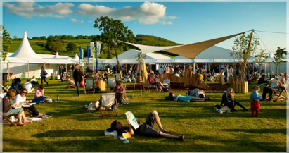 Hay Festival Field