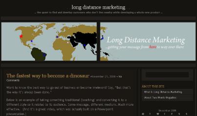 Long Distance Marketing
