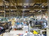 Standard Motor Parts factory floor
