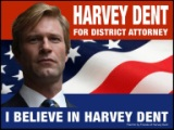 Harvey Dent Campaign Poster