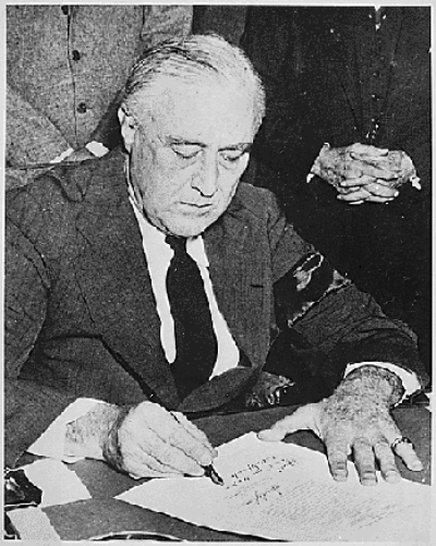 FDR Signs