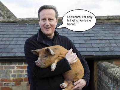 David Cameron Speaks