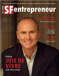SFentrepreneur magazine