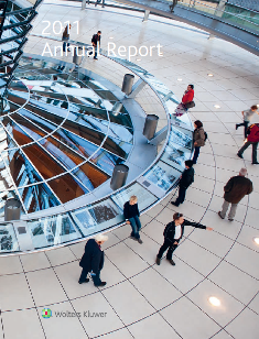 Wolters Kluwer 2011 Annual report