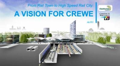 Crewe HS2 Station