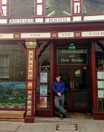 Richard Booths Bookshop